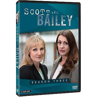 Scott & Bailey: Season Three [DVD] USA import