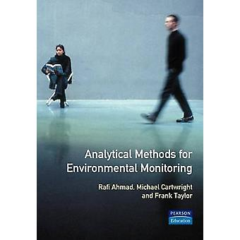 Analytical Methods for Environmental Monitoring by Taylor & F.