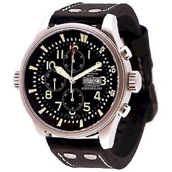 Zeno-watch montre collègues surdimensionné chronographe-date 6239TVDD-a1