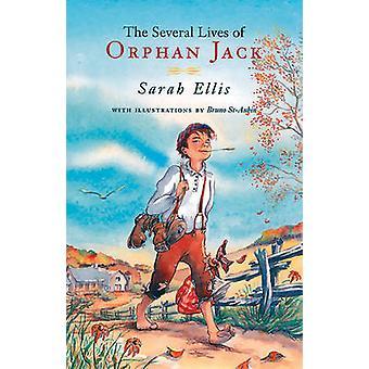 The Several Lives of Orphan Jack by Sarah Ellis - Bruno St-Aubin - 97