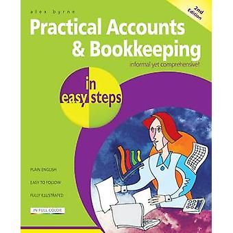 Practical Accounts & Bookkeeping in Easy Steps by Alex Byrne - 978184