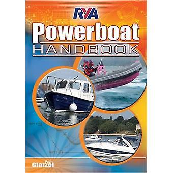 RYA Powerboat Handbook - 9781910017029 Book