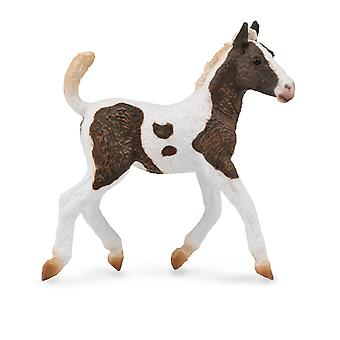 Figurine - Poulain Curly - Chevaux Taille XL CollectA 88781