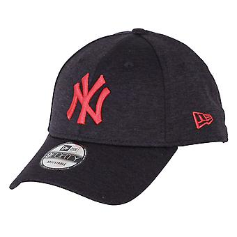 New Era 9Forty Cap WINTERIZED LEAGUE NY Yankees schwarz