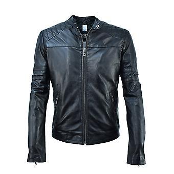 Men's leather jacket Patrick