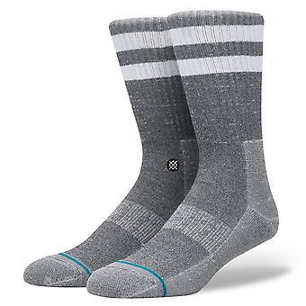 Stance Calcetines de Sólidos Poco Comunes para Hombre - Joven gris (tamaño L) 2
