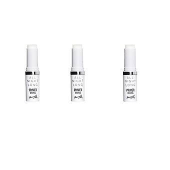 Barry M 3 X Barry M All Night Long Primer - Primer