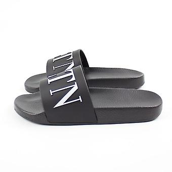 Valentino VLTN Sliders Black