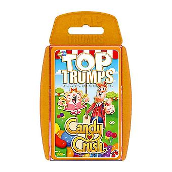 Top Trumps - Candy Crush Card Game