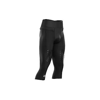 Compressport Mens Under Control Pirate 3/4 Trail Running Tights - SS19