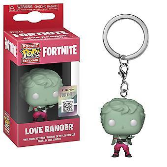 Pop! Nøkkelring: fortnite-Love Ranger