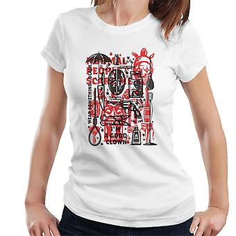 American Horror Story Jester Normal People Scare Me Women's T-Shirt