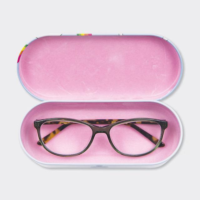 Childrens colourful Unicorn glasses case