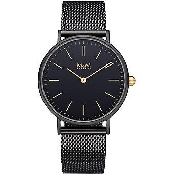 M & M Germany M11892-955 Basic 36 Ladies Watch