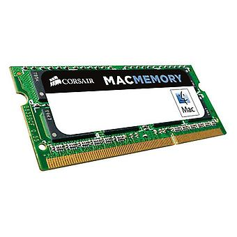 Corsair DDR3L 1600MHz 8GB 1x204 SODIMM Sin búfer