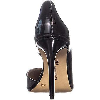 INC International Concepts Womens Kenjay Lizard Pointed Toe Classic Pumps