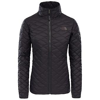 The North Face Black Womens Thermoball Jacket