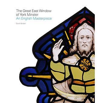 Great East Window of York Minster par Sarah Brown