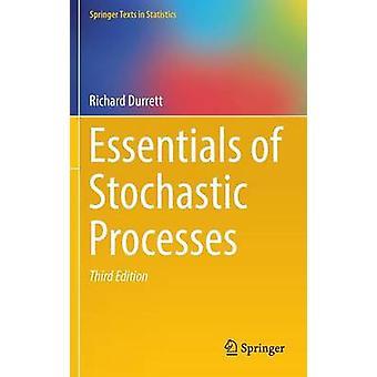 Essentie van stochastische processen door Durrett