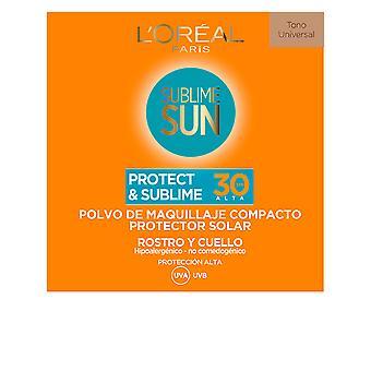 L'Oréal Paris Sublime Sun Polvo Maquillaje Compacto Spf30 9 Gr Para Mulheres