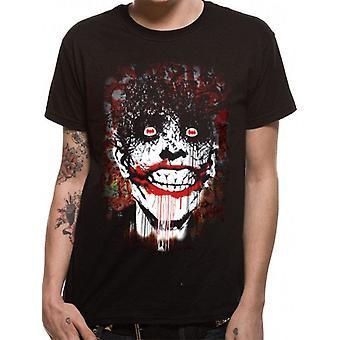 DC Originals-Arkham Joker T-paita
