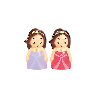 Culpitt cute Princess taart topper-2 Designs-boxed 12