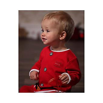 The Essential One Baby Santa Suit