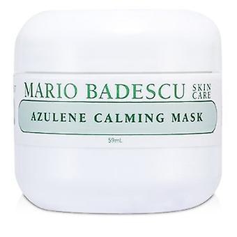 Maschera calmante Mario Badescu Azulene - Per tutti i tipi di pelle 59ml/2oz