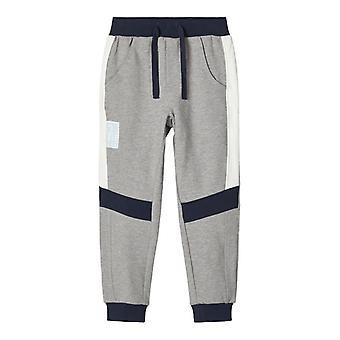 Name-it Sweat Pants Bosse Grey Melange