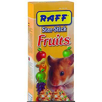 Raff Stick Fruits Hamster  (Small pets , Treats)