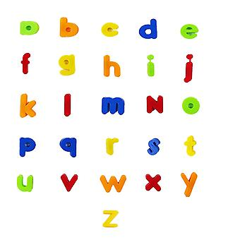 26pcs Colourful A-Z Small Alphabet Letters Magnets Education Game (3+ Age)