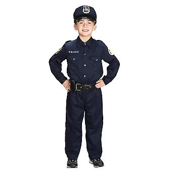Police Suit Child
