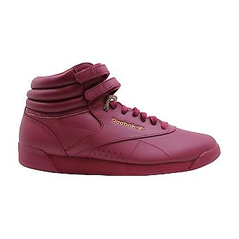 Reebok mujeres Freestyle Hi Hight Top Fashion Sneakers