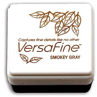 VersaFine pigmentti mini muste pad - savuinen harmaa