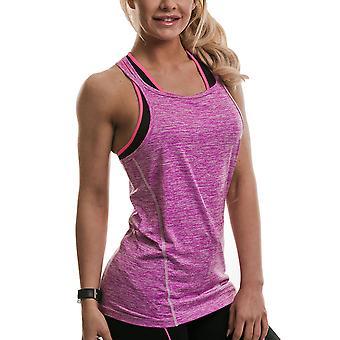 Golds Gym Womens Performance Strappy Vest