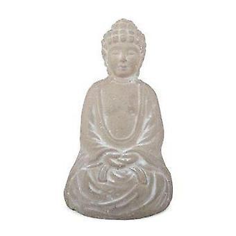 Buddha Sitzzement 23 cm
