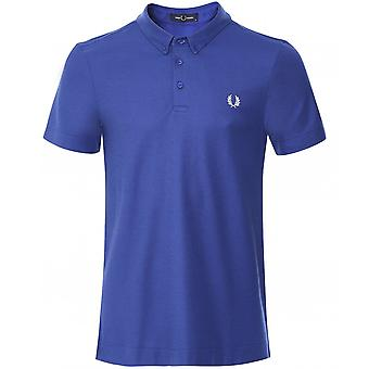 Fred Perry Button Down Polo Shirt M8543 612