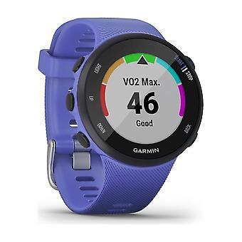 Garmin Smartwatch Unisex Forerunner 45S black-purple 010-02156-11