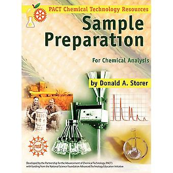 Sample Preparation for Chemical Analysis by Storer & Donald