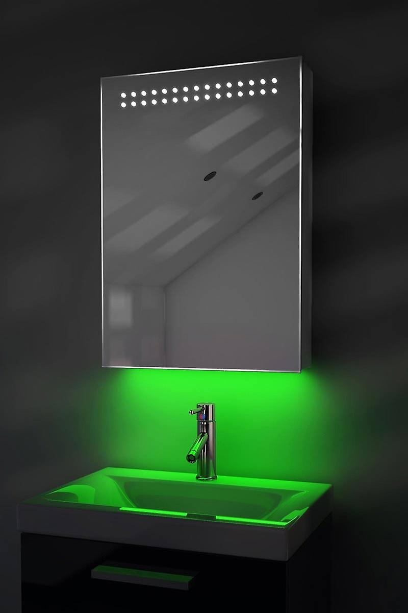 Bluetooth Audio Cabinet With Autorgb, Shaver & Sensor k263Rgbaud