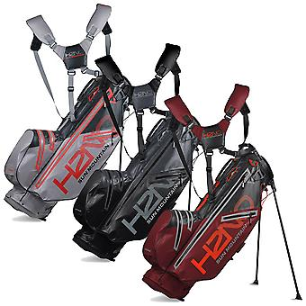 Sun Mountain Mens H2NO Lite Waterproof Golf Bag