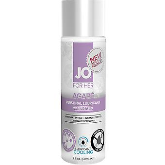 Jo Agape Lubricant Cold Effect 60 ml