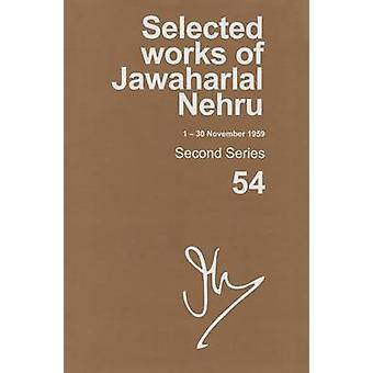 Selected Works of Jawaharlal Nehru (1-30 November 1959) - Second serie