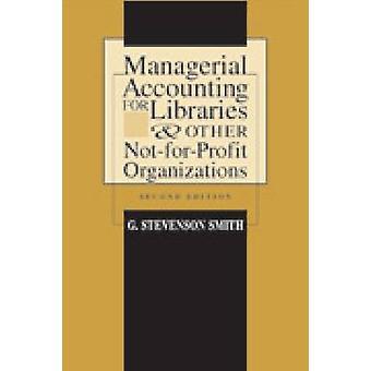 Contabilidade Gerencial para Bibliotecas e Outras Organizações Sem Fins Lucrativos