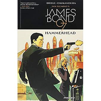 James Bond Hammerhead TPB av Andy Diggle - 9781524107130 Bok