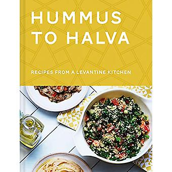 Hummus to Halva - Recipes from a Levantine Kitchen by Ronen Givon - 97
