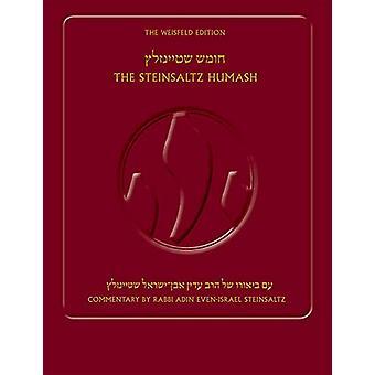 The Steinsaltz Humash by Adin Steinsaltz - 9789653019430 Book