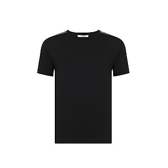 Givenchy Paris 4G Webbing Black T-Shirt -- SKU168624