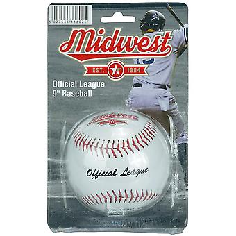 Midwest Synthetic Leather Official Size & Weight League 9