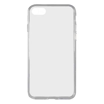 Mobiele cover Iphone 7 Plus Contact Flex/Transparant